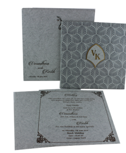Wedding Invitation Cards | Indian Wedding Cards | Best Wedding Cards 85-247x300 VC-85