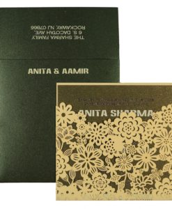 Wedding Invitation Cards | Indian Wedding Cards | Best Wedding Cards ivory-shimmery-floral-themed-laser-cut-wedding-invitations-cin-1595_5-247x300 VC-504